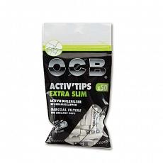 OCB ActivTips Slim 6mm 50 Stück