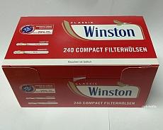 Winston Compact Size 240 Hülsen