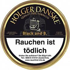 Holger Danske B. B. (Black & Bourbon)100 g