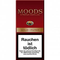 Dannemann Moods Golden Taste 5er