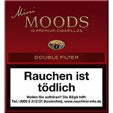Dannemann Mini Moods Double Filter 10er