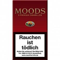 Dannemann Moods ohne Filter 5er