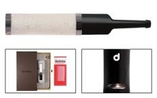 DENI Spitze perlmutt variierbar mit Slim Adapter und 10 Kieselfiltern