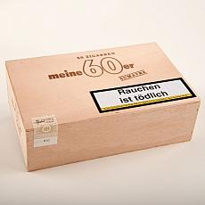 Meine 60er Brasil Zigarren Holzkiste