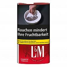 L&M Cigarette Tobacco Red 30g